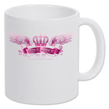 Coffee Cup  hot pink   Edel & Schick Miniaturansicht